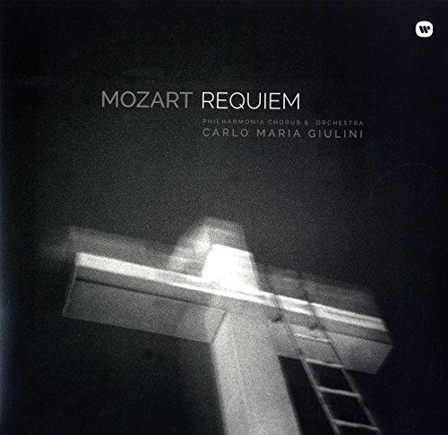 Carlo Maria Giulini - Mozart. Requiem [Disco de Vinil]