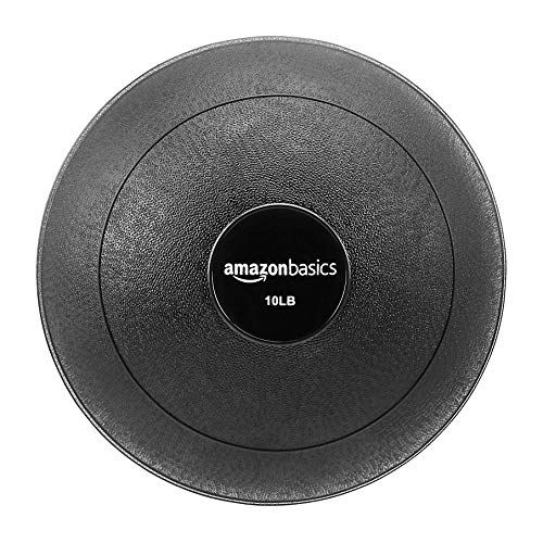 AmazonBasics Training Exercise Slam Ball - Smooth Grip, 10-Pound