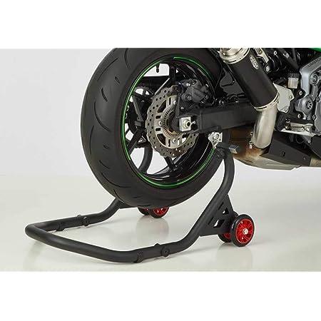 Constands Einarm Montageständer Für Honda Cb 1000 R 08 16 Schwarz Hinterrad Single Classic Motorrad Inkl Adapter Auto