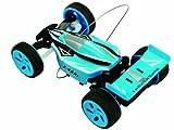AMEWI 22096 Mini Buggy Galaxy - Coche teledirigido (incluye trampolín de saltos) - surtido: colores aleatorios