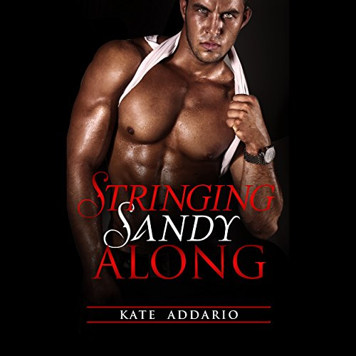 Stringing Sandy Along audiobook cover art