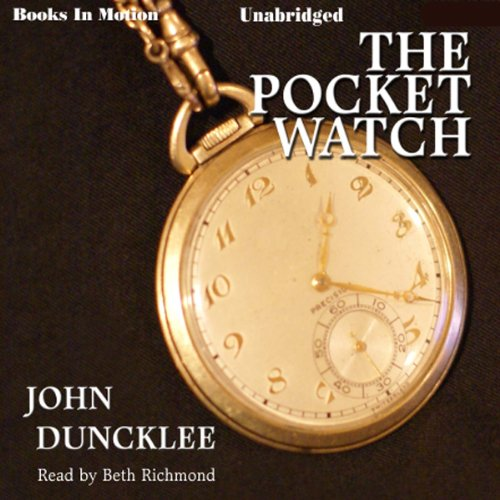 The Pocket Watch audiobook cover art