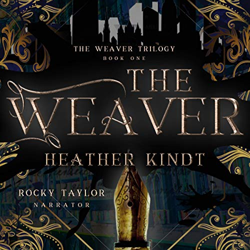 The Weaver Audiobook By Heather Kindt cover art