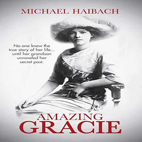Amazing Gracie audiobook cover art