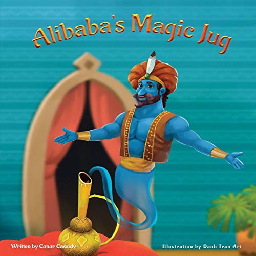 Alibaba's Magic Jug audiobook cover art