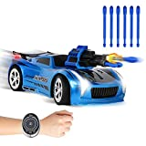 Voice Remote Control Car Toys for 5-11 Year Old Boys 3 Mode Stunt RC Car with Sound and Light 2.4Ghz Race Car Vehicle Rechargeable Smart Toy Christmas Birthday Gifts for Kids Boy Girls