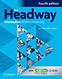 New Headway Intermediate Workbook with Key & iChecker CD-ROM Pack (New Headway Fourth Edition) - John Soars