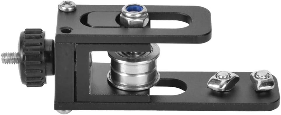 Marhynchus Synchronous Belt Straighten Tensioner Alloy X 2020 Profiles 3D Printer Accessories 3D Printer Belt Tensioner Kit for I3