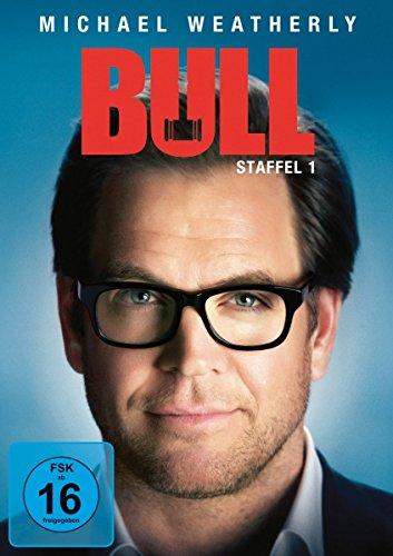 Bull - Staffel eins [6 DVDs]
