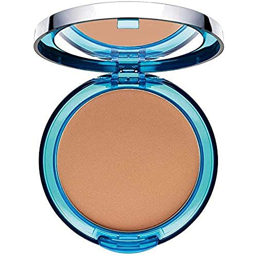 ARTDECO Sun Protection Powder Foundation SPF 50, Puder Makeup mit Sonnenschutz, Nr. 70, dark sand