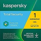 Kaspersky Total Security 2021   1 Dispositivo   1 Año   PC / Mac / Android   Código de activación vía correo electrónico