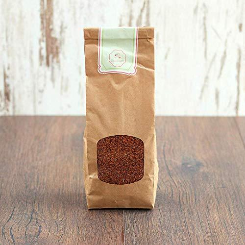 süssundclever.de® Bio Keimsaaten Kresse | Rohkost | 500 g | Keimsprossen | plastikfrei und ökologisch-nachhaltig abgepackt