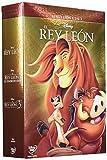 Pack Trilogia Clasicos Rey Leon [DVD]