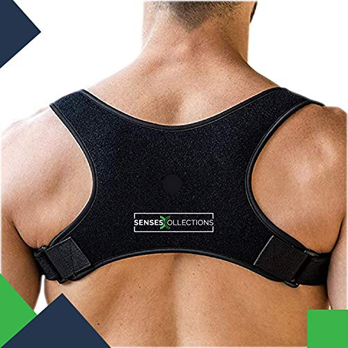 Back Posture Corrector for Men and Women Discreet Under Clothes