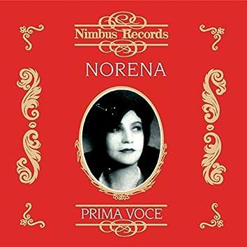 Eidé Norena (Recorded 1930 - 1937)