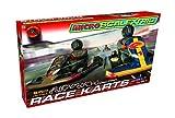 Scalextric Micro G1120 Karts - Juego de Carreras (Escala 1:64)