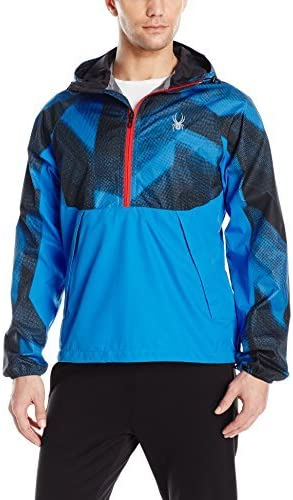 Spyder Men's Contact Cheap Anorak 2.5L Shell Shipping included Jacket Rain