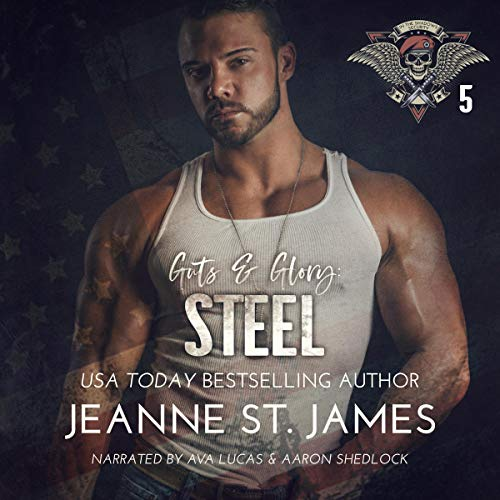 Guts & Glory: Steel cover art