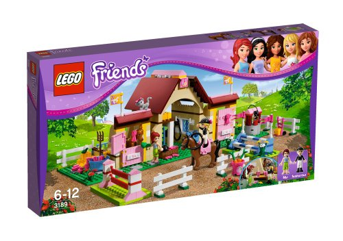LEGO Friends 3189 - La scuderia di Heartlake