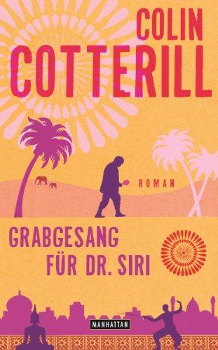 Grabgesang für Dr. Siri: Dr. Siri ermittelt 7 - Kriminalroman