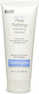 Neutrogena Pore Refining Exfoliating Cleanser 6.7 Ounce (Pack of 3)
