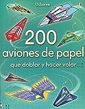200 AVIONES DE PAPEL