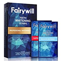 Save up to 35% on Fairywill Teeth Whitening Stips And More