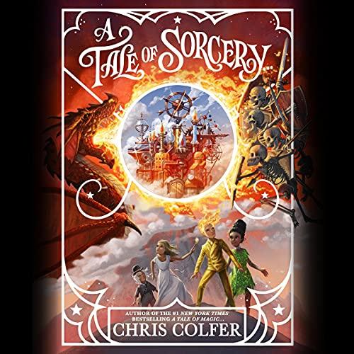 A Tale of Sorcery... cover art