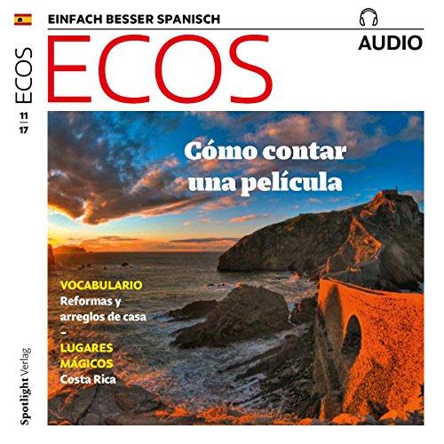 ECOS Audio - Cómo contar una película. 11/2017 cover art