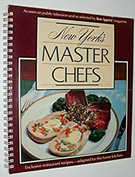 New York's Master Chefs 0895350904 Book Cover