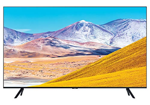 Samsung 109 cm (43 inches) 4K Ultra HD Smart LED TV