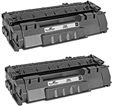 Speedy Inks Compatible Toner Cartridge Replacement for HP 49A Q5949A (Black, 2-Pack)