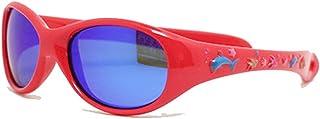 a3a72fc579 Lentes de seguridad Impresión de dibujos animados niños y niñas Gafas de sol  deportivas polarizadas con