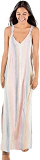Billabong Women's Sky High Woven Printed Maxi Dress
