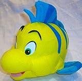 10' X 7', Disney Little Mermaid, Flounder Plush Stuffed Doll Toy