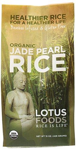 Lotus Foods Rice Jade Pearl Org Gf …