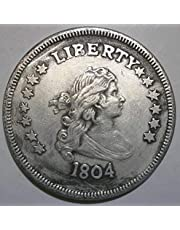 Uniworld Antique United Kingdom Old Coins - Great British UK Coin- British Shilling Old Coin - Commemorative Coins-Best Discover History of Coins