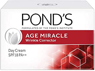 Pond's Age Miracle Cell ReGen Day Cream SPF 18 PA++, 10g