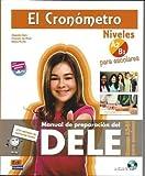 El Cronómetro. Examen A2/B1 para escolares + CD (Español Lengua Extranjera) de Alejandro Bech (14 may 2015) Tapa blanda