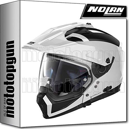 NOLAN HELM CROSSOVER MOTORRAD N70-2 X CLASSIC 005 XS