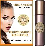 Prey&Touch Pheromone Perfume for Women 0.34 Fl. Oz Pheromone Oil Very Strong Attract Men Feromonas para Mujeres Atraer Hombres
