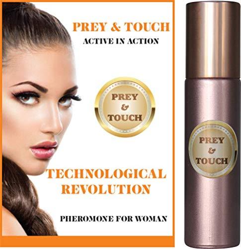 Prey & Touch Pheromon Parfüm für Frauen 10ml Pheromonöl Sehr stark ziehen Männer an
