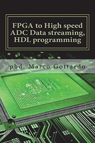 FPGA to High speed ADC Data streaming, HDL programming: Xilinx Zynq7000 family on Vivado IDE platform (FPGA and SoC programming, Band 1)