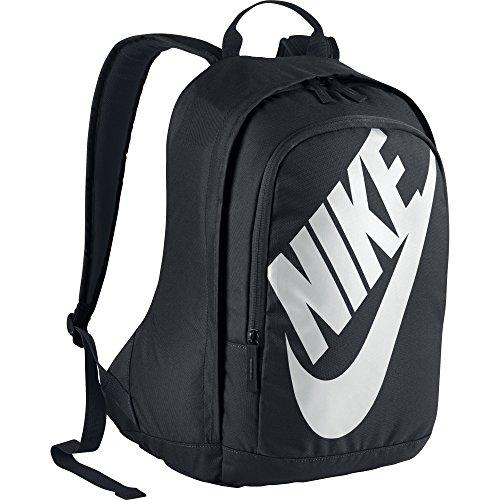 Nike Backpack Hayward Futura M 2.0 Mochila, Hombre, Negro/Blanco Black/White, Talla Única