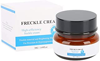 Anti Freckle Cream, Anti-Wrinkle Flots Removal Face Face Moisturizing Repair Face Cream Fräknar Fading 30g