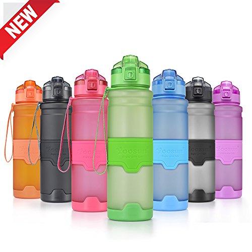 YOOSUN Sport Trinkflasche 500ml/700ml/1000ml Trinkflasche Bpa Frei Tritan Sportflasche Trinkflaschenfür