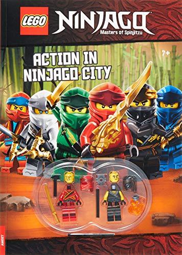 LEGO® NINJAGO® – Action in Ninjago City