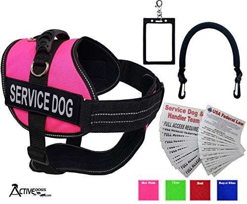 Activedogs Service Dog Vest Harness