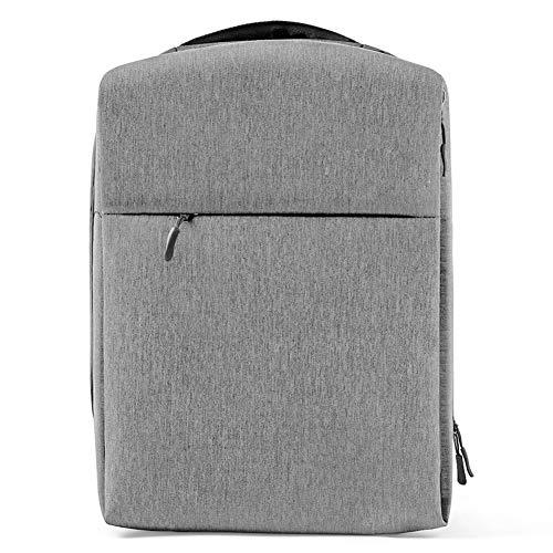 Wangcong Herrenrucksack Laptoptasche Rucksack Wasserdichter Rucksack 20-35L Student Casual Backpack. (Grau)