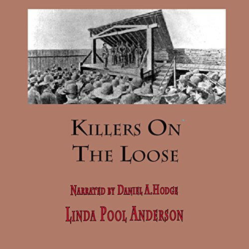 Killers on the Loose audiobook cover art